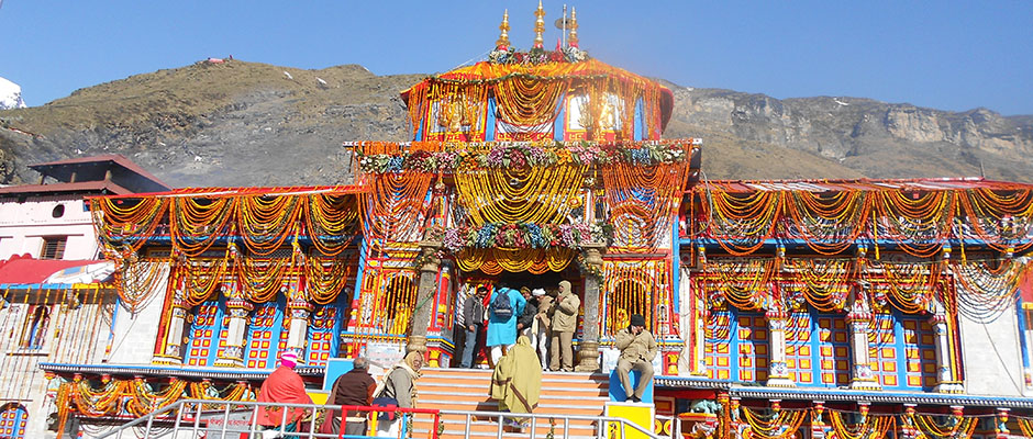 Latest Badrinath Pictures