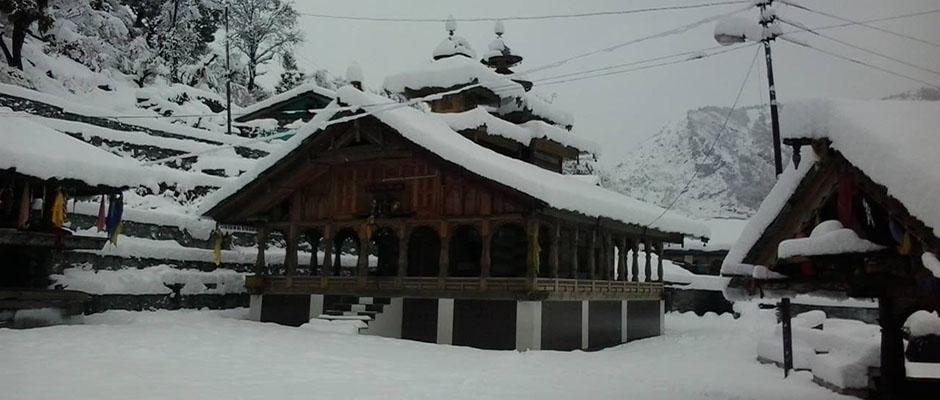 Naag Devta Temple, Syanchatti near Yamunotri