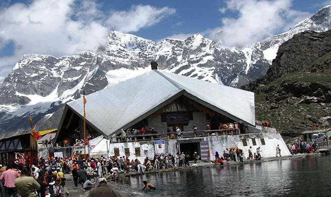 Hemkund Sahib will open on 25 May