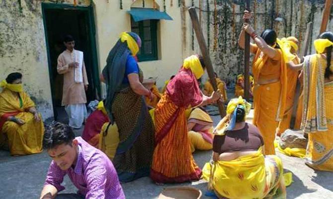 Preparations made for Gaadu Ghadi Yatra to open Badrinath shrine