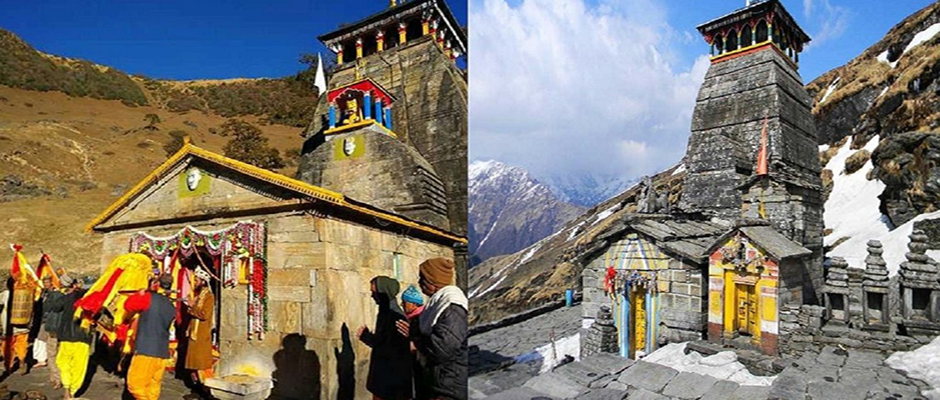 Tungnath & Madmaheshwar Temple Opening Date