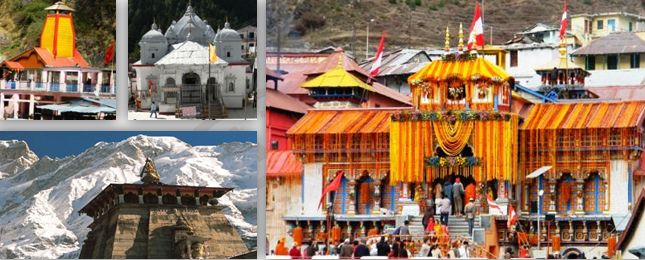 chardham exclusive package