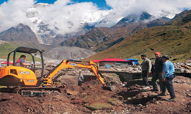 300 Kedarnath priests to get new homes in Kedarnathpuri