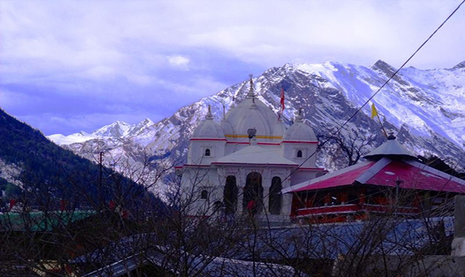 Mukhwa (Winter Seat of Gangotri)