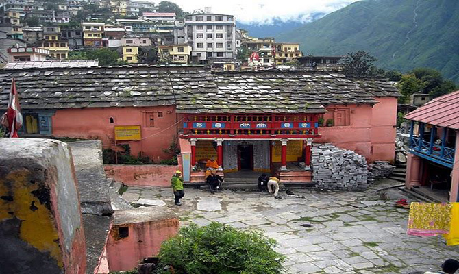 Narsingh Dev Temple Joshimath - Winter Seat of Badrinath