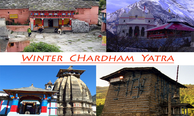 Winter Chardham Yatra Packages