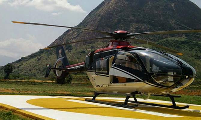 Ghodawat Aviation Helicopter Tours