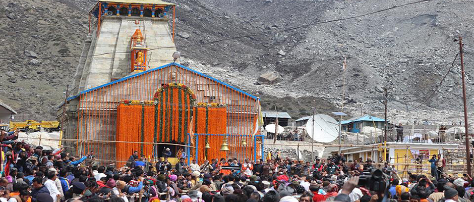 Kedarnath on First Day in 2017
