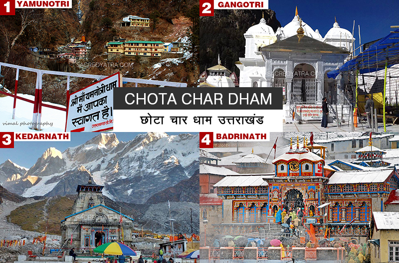 Chota char dham india