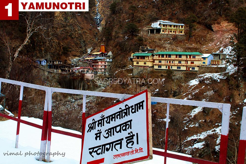 Char Dham Uttarakhand