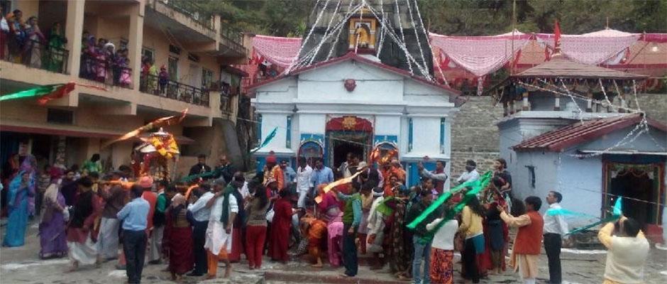 Kedarnath Utsav Doli
