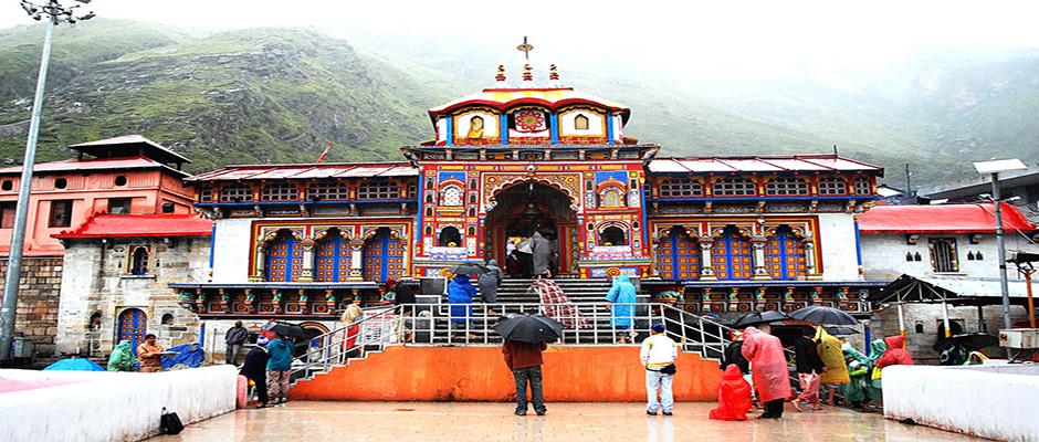 Badrinath Yatra Resumed after heavy rainfall