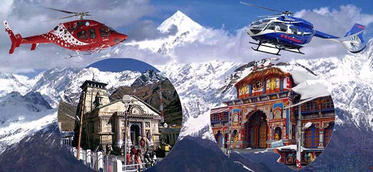Prohibition on Tender Process of Badri-Kedar Heli service