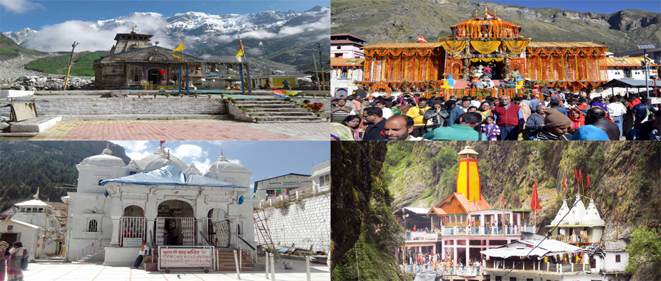 Transit Camps will be built for Chardham Pilgrims