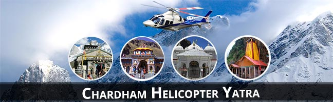 Chardham Helicopter Yatra Packages