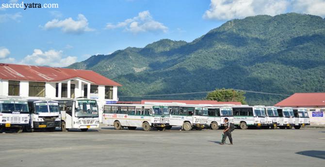 Bus for Chardham Yatra