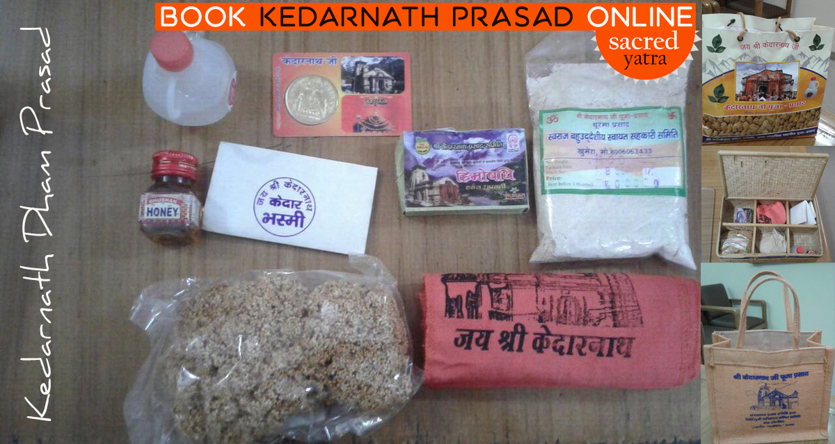 Buy Kedarnath Prasad Online