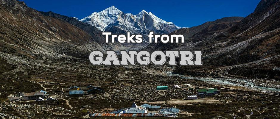 Treks from Gangotri
